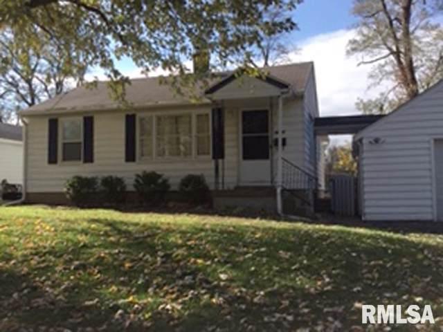 4209 N Dayton Avenue, Peoria, IL 61614 (#PA1210519) :: Adam Merrick Real Estate