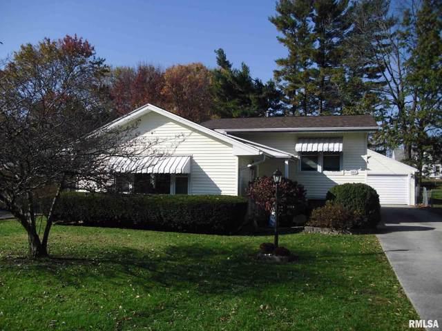 1166 N West Street, Galesburg, IL 61401 (#CA996439) :: Adam Merrick Real Estate