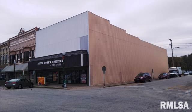 122 W Market, Taylorville, IL 62568 (#CA996450) :: The Bryson Smith Team