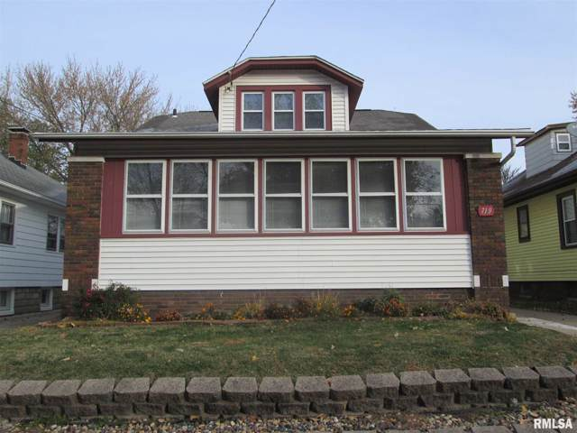 719 W Corrington Avenue, Peoria, IL 61604 (#PA1210561) :: Adam Merrick Real Estate