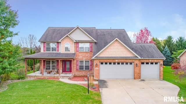 5320 W Briarstone Drive, Peoria, IL 61615 (#PA1210569) :: Adam Merrick Real Estate