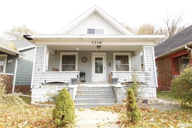 1216 N Bourland Avenue, Peoria, IL 61606 (#PA1210597) :: The Bryson Smith Team