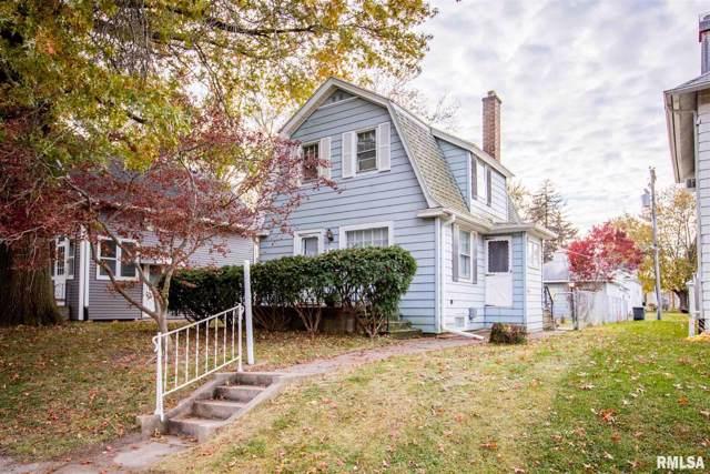 1913 25TH Street, Moline, IL 61265 (#QC4207556) :: Paramount Homes QC