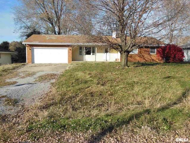 205 E Hickory Street, Athens, IL 62613 (#CA996515) :: Killebrew - Real Estate Group