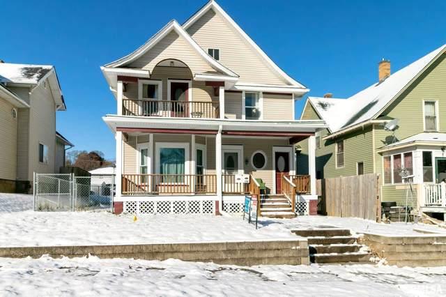 150 12TH Street, Silvis, IL 61282 (#QC4207602) :: Paramount Homes QC