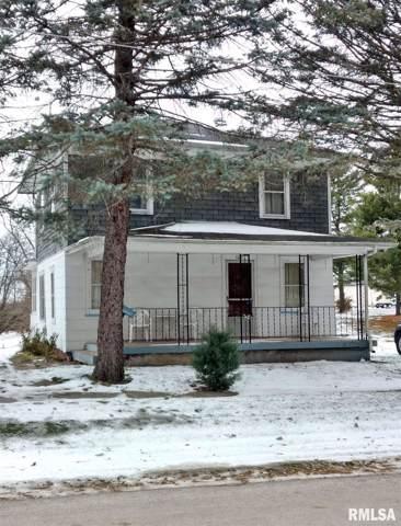 110 South State Street, Henderson, IL 61439 (#PA1210668) :: Adam Merrick Real Estate