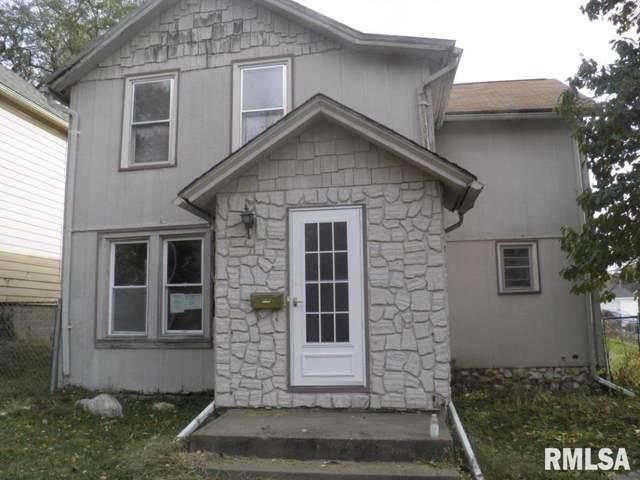 1529 Esplanade Avenue, Davenport, IA 52803 (#QC4207648) :: Paramount Homes QC