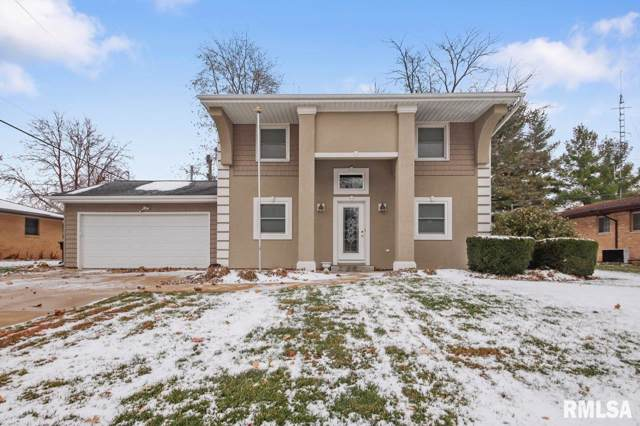 1310 S Second Avenue, Morton, IL 61550 (#PA1210718) :: The Bryson Smith Team