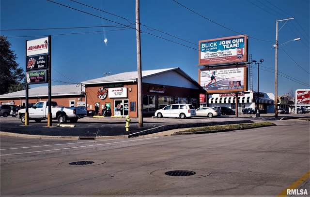 1042 N Henderson, Galesburg, IL 61401 (#CA996575) :: The Bryson Smith Team