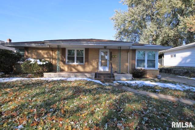 1103 Coolidge Avenue, Pekin, IL 61554 (#PA1210725) :: RE/MAX Preferred Choice
