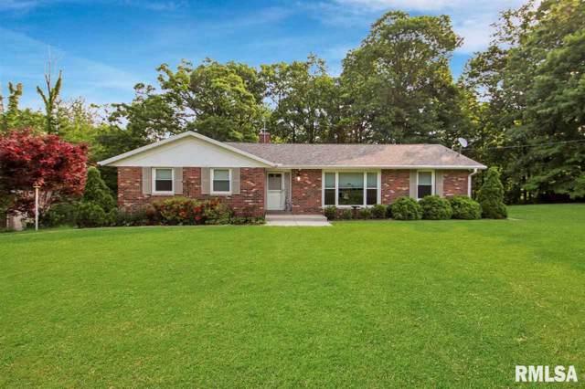 222 E North Lakeview Drive, Metamora, IL 61611 (#PA1210735) :: Adam Merrick Real Estate