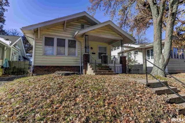 2109 S 5TH Street, Springfield, IL 62703 (#CA996592) :: Killebrew - Real Estate Group