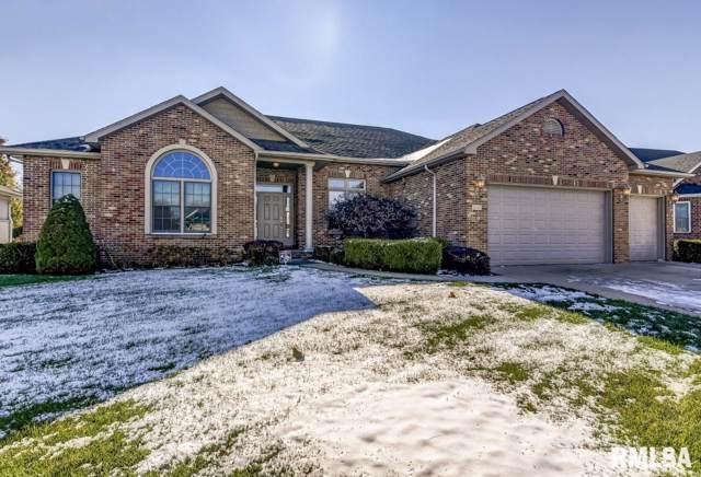 2304 Tara Lane, Springfield, IL 62704 (#CA996594) :: Killebrew - Real Estate Group