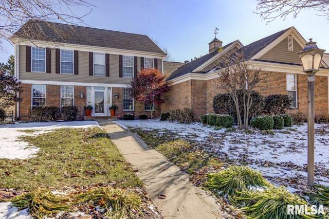 3200 Panther Creek Drive, Springfield, IL 62711 (#CA996604) :: Killebrew - Real Estate Group