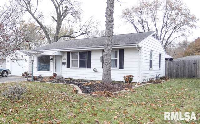 2618 N Renwood Avenue, Peoria, IL 61604 (#PA1210778) :: RE/MAX Preferred Choice