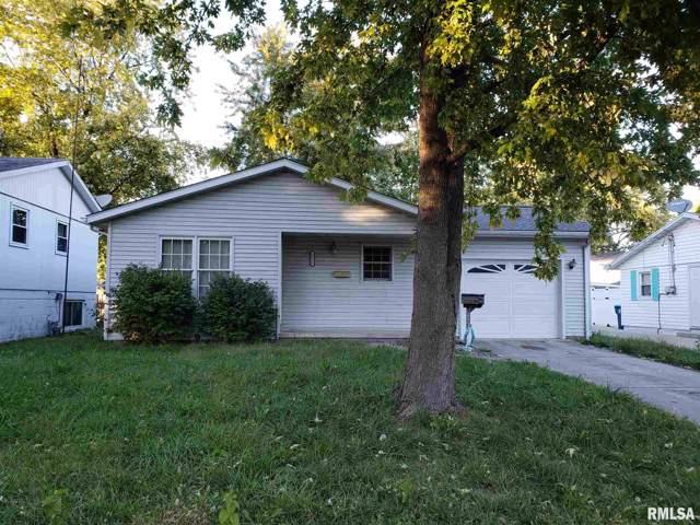 2233 E Watch Hill Avenue, Springfield, IL 62702 (#CA996614) :: Killebrew - Real Estate Group