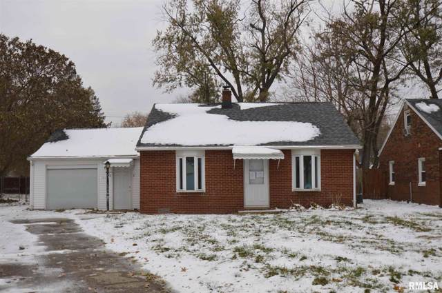 101 Howard Street, East Peoria, IL 61611 (#PA1210782) :: RE/MAX Preferred Choice