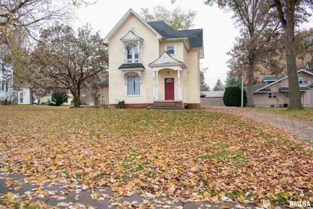 410 N Magnolia Street, Elmwood, IL 61529 (#PA1210783) :: Adam Merrick Real Estate