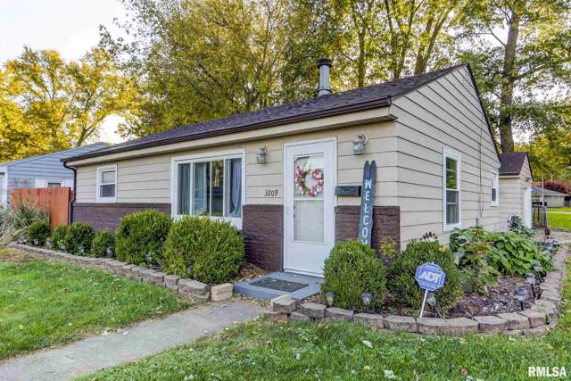 3209 Normandy Road, Springfield, IL 62703 (#CA996623) :: Killebrew - Real Estate Group