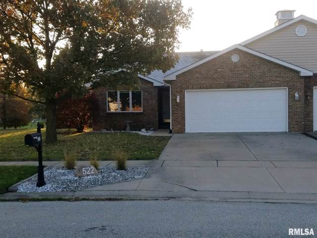 522 Burberry Lane, Rochester, IL 62563 (#CA996625) :: Killebrew - Real Estate Group