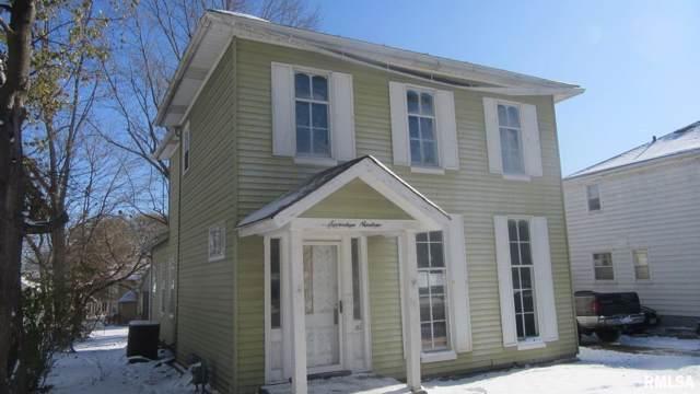 1719 N 3RD Street, Clinton, IA 52732 (#QC4207757) :: Killebrew - Real Estate Group