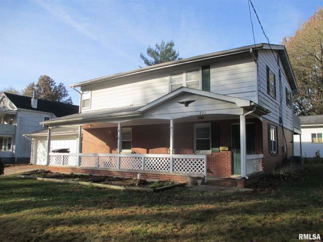 221 Westminster Street, Jacksonville, IL 62650 (#CA996627) :: Killebrew - Real Estate Group