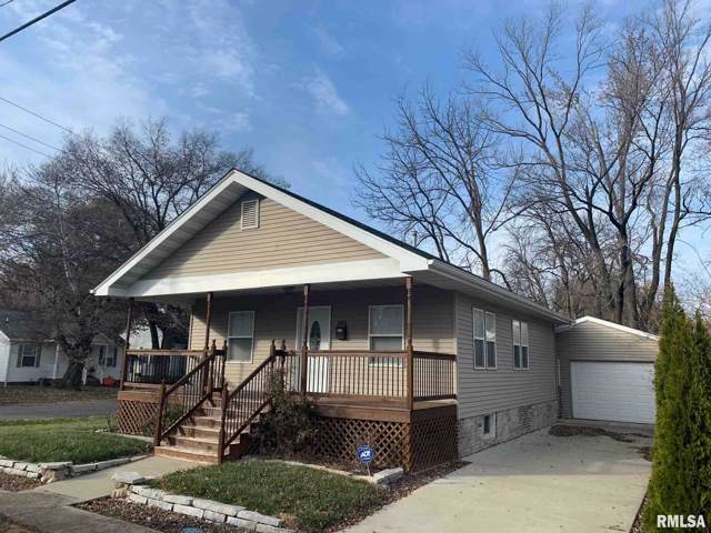 1001 Garfield Avenue, Springerton, IL 62702 (#CA996629) :: Killebrew - Real Estate Group