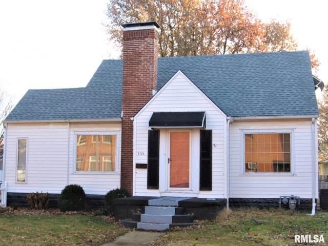 2126 N 21ST Street, Springfield, IL 62702 (#CA996630) :: Killebrew - Real Estate Group