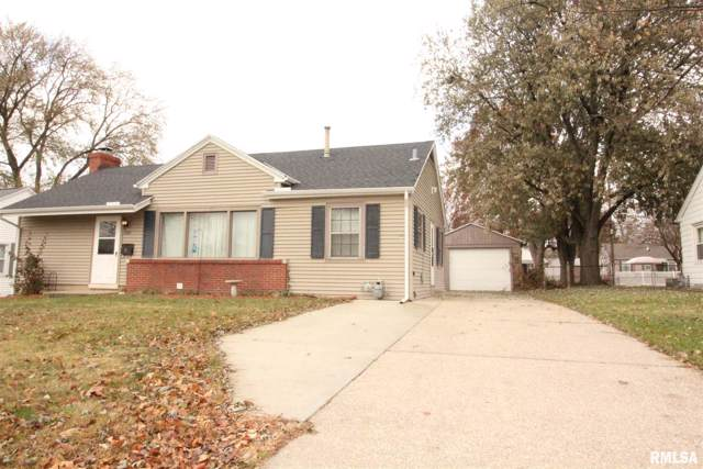 1021 E London Avenue, Peoria Heights, IL 61616 (#PA1210793) :: Adam Merrick Real Estate