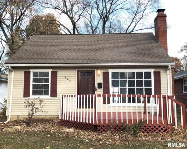 1800 S 1ST Street, Springfield, IL 62703 (#CA996634) :: Killebrew - Real Estate Group
