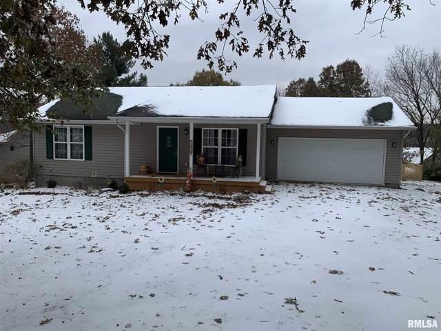 1453 Lakeview Road North Road, Dahinda, IL 61428 (#PA1210801) :: Adam Merrick Real Estate