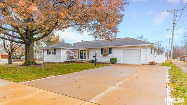 715 W Hickory Street, Chillicothe, IL 61523 (#PA1210816) :: The Bryson Smith Team