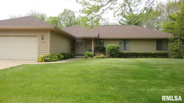 2840 Willow Lake Drive, Peoria, IL 61614 (#PA1210856) :: The Bryson Smith Team