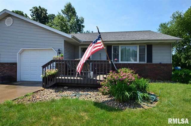 110A Grandview Circle, Eureka, IL 61530 (#PA1210868) :: Adam Merrick Real Estate