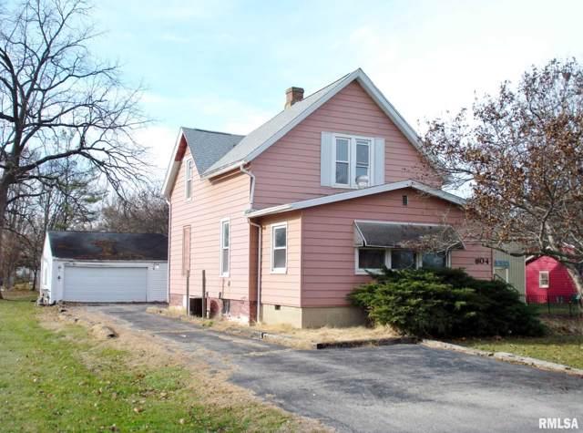 804 Lombard Street, Galesburg, IL 61401 (#CA996689) :: Adam Merrick Real Estate