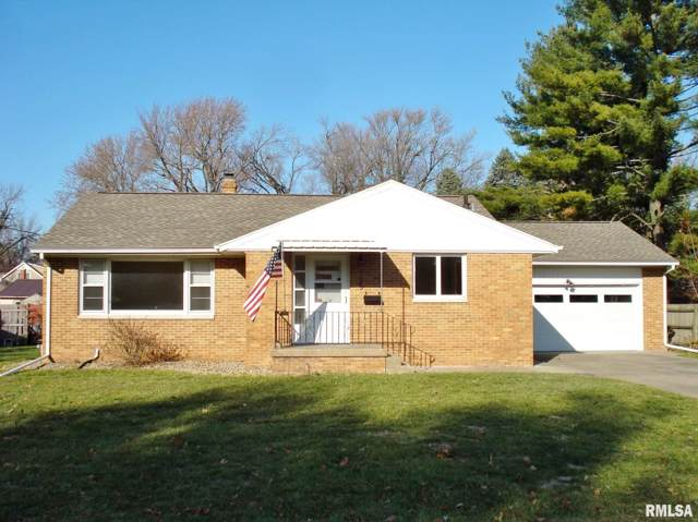 705 Yates Street, Galesburg, IL 61401 (#CA996690) :: Adam Merrick Real Estate
