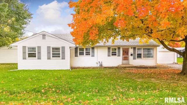 401 W Crow Street, Eureka, IL 61530 (#PA1210881) :: Adam Merrick Real Estate