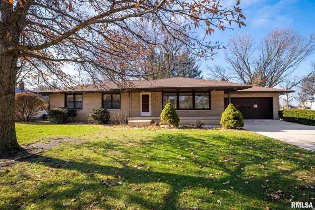 409 N Menard Street, Metamora, IL 61548 (#PA1210892) :: Adam Merrick Real Estate