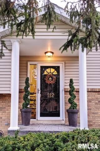 112 Peachtree Lane, Germantown Hills, IL 61548 (#PA1210923) :: Adam Merrick Real Estate
