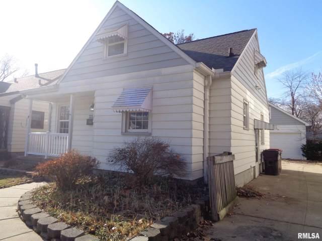 2315 N Elmwood Avenue, Peoria, IL 61604 (#PA1210932) :: Adam Merrick Real Estate