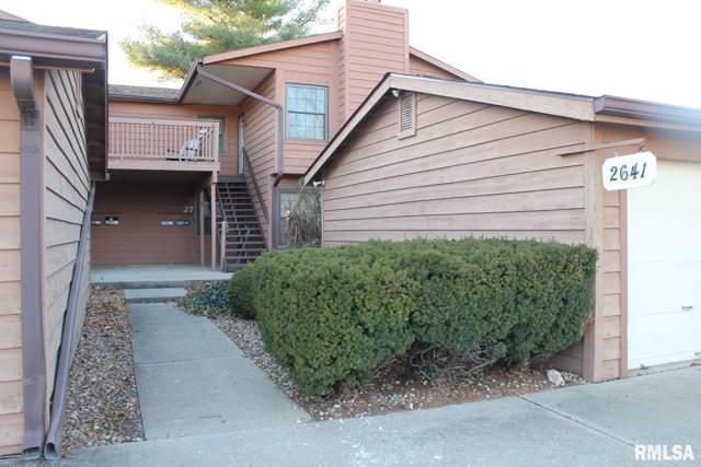 2641 Cooper Avenue, Springfield, IL 62704 (#CA996751) :: RE/MAX Professionals