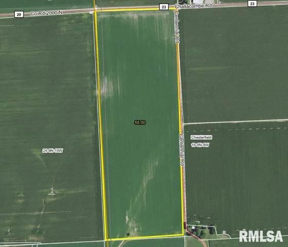 Centennial, Medora, IL 62063 (#CA996752) :: Adam Merrick Real Estate