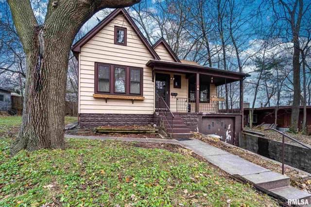 815 Esplanade Avenue, Davenport, IA 52803 (#QC4207961) :: Paramount Homes QC