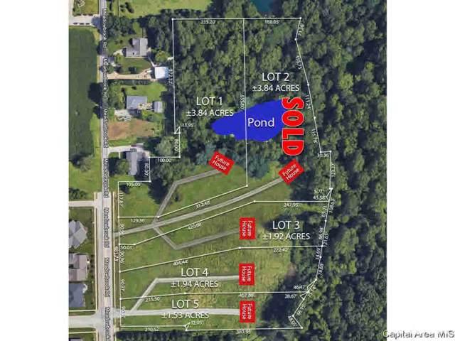 Lot 4 Buckley Ridge, Springfield, IL 62711 (#CA996789) :: RE/MAX Preferred Choice
