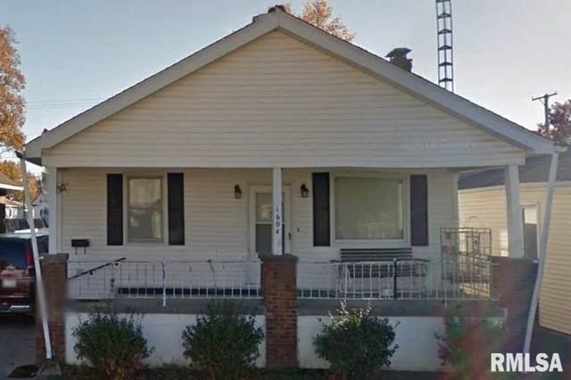 1604 Keys Avenue, Springfield, IL 62702 (#CA996798) :: Adam Merrick Real Estate