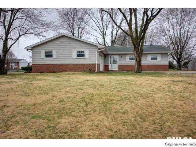 18496 Emmerson Airline Street, Girard, IL 62640 (#CA996801) :: Adam Merrick Real Estate