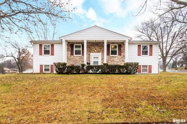 1506 W Teton Drive, Peoria, IL 61614 (#PA1211030) :: Adam Merrick Real Estate