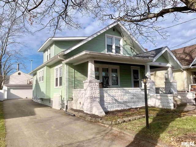 543 N Main Street, Morton, IL 61550 (#PA1211035) :: Adam Merrick Real Estate