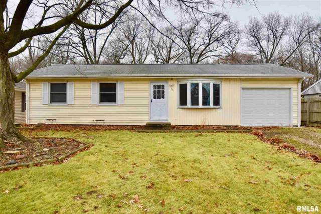 331 Maria Street, East Peoria, IL 61611 (#PA1211070) :: Adam Merrick Real Estate