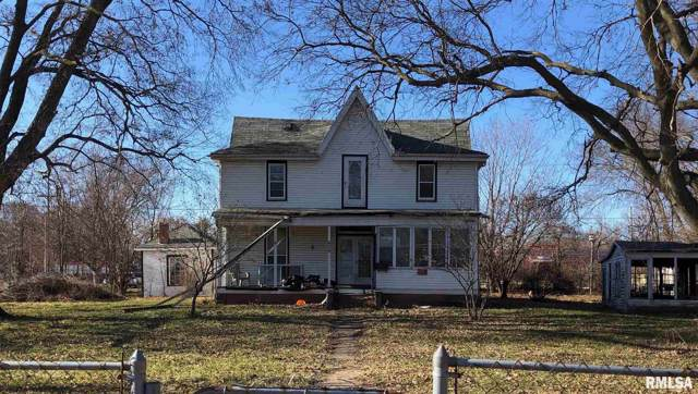 609 N 3RD Street, Chillicothe, IL 61523 (#PA1211072) :: Adam Merrick Real Estate
